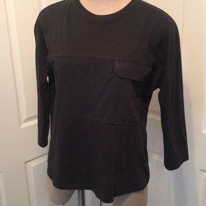 Zara basic top